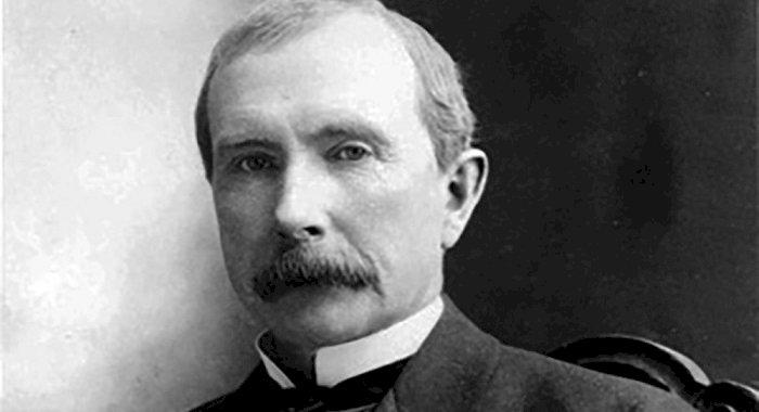 John D. Rockefeller, primul miliardar din istoria SUA
