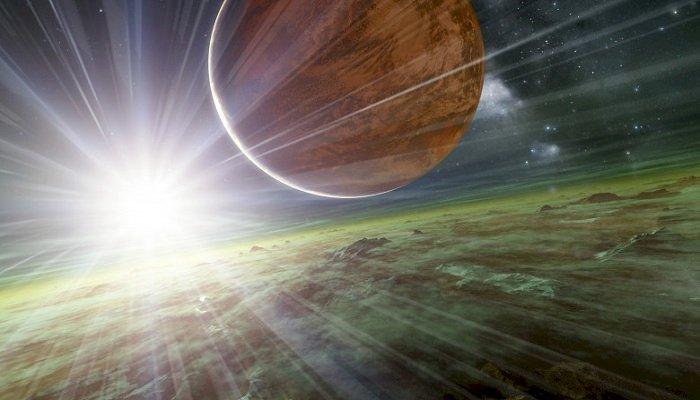 """A fost descoperită planeta """"Pi"""", o exoplanetă cât Pământul unde un an are 3,14 zile"""