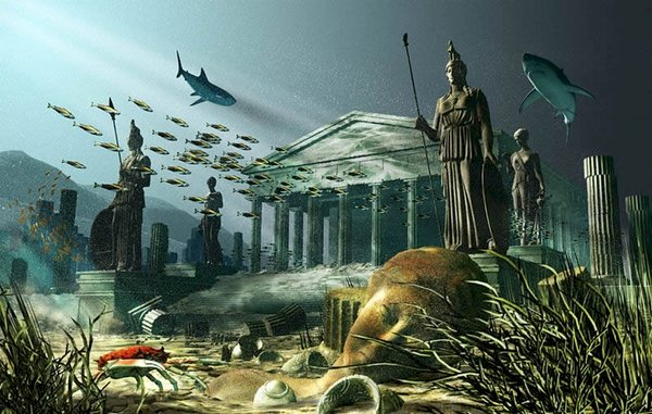 Atlantida – continentul dispărut