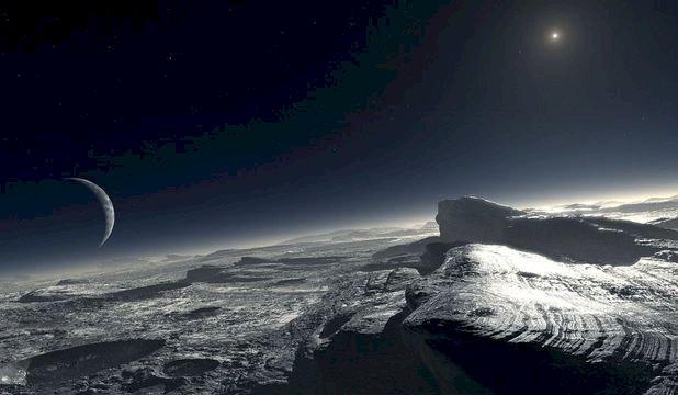 De ce Pluto nu mai este cea de-a 9-a planetă a sistemului solar