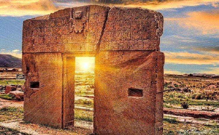 Poarta Soarelui, monumentul megalitic construit în urmă cu 250.000 de ani