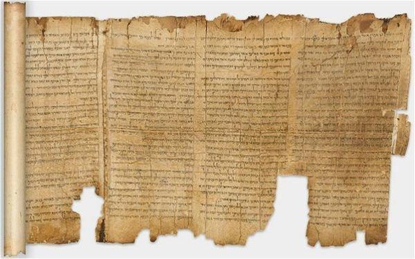 Misterul Manuscriselor de la Marea Moartă