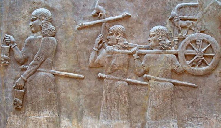Mesopotamia, locul unde au apărut primele culturi şi imperii ale lumii