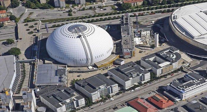 Universul din Suedia: Cel mai mare model al Sistemului Solar