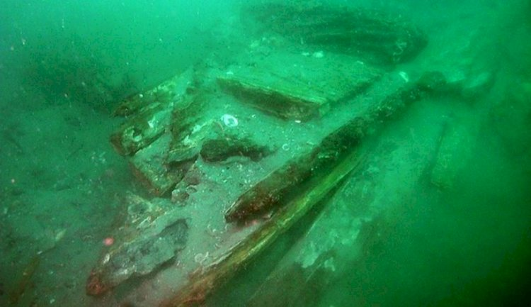 S-a descoperit o navă care a făcut parte din cea mai mare forţă maritimă a lumii, condusă în secolul 13 de nepotul lui Ginghis Han