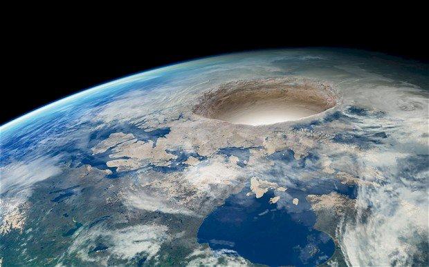 Misterele de la Polul Nord și lucruri bizare care dovedesc că Pământul este gol