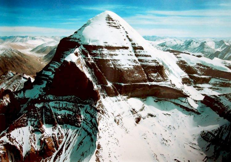 Secretele Muntelui Kailash din Muntii Himalaya