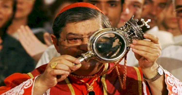 Misterul sângelui lui San Gennaro