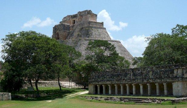 O structură mayaşă cu o vechime de 1.000 de ani, descoperită în Mexic