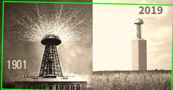 Turnul Tesla - Scop posibil: aplicații de armă și control al minții