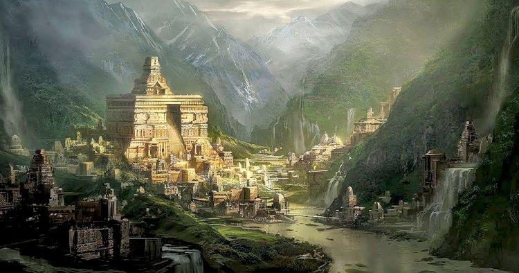 Shambala - Taramul misterios