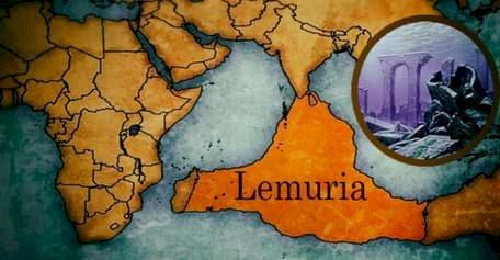 Civilizația lemuria locul oamenilor spirituali. Textele antice descriu acest continent