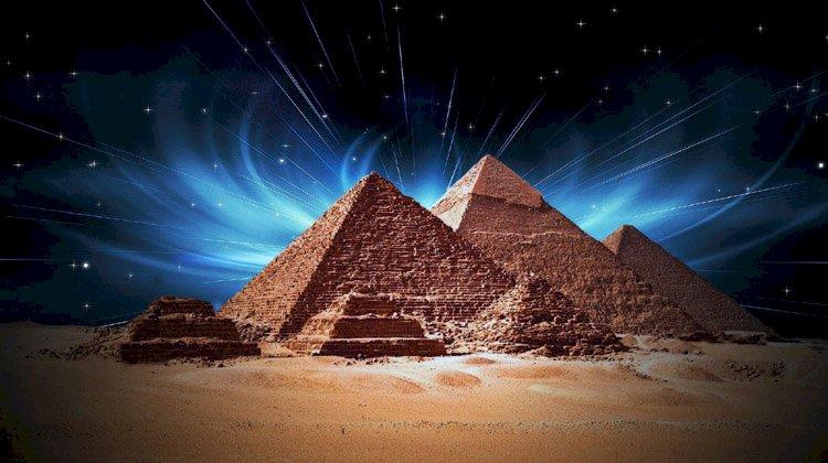 Piramidele din Egipt și Constelația Orion