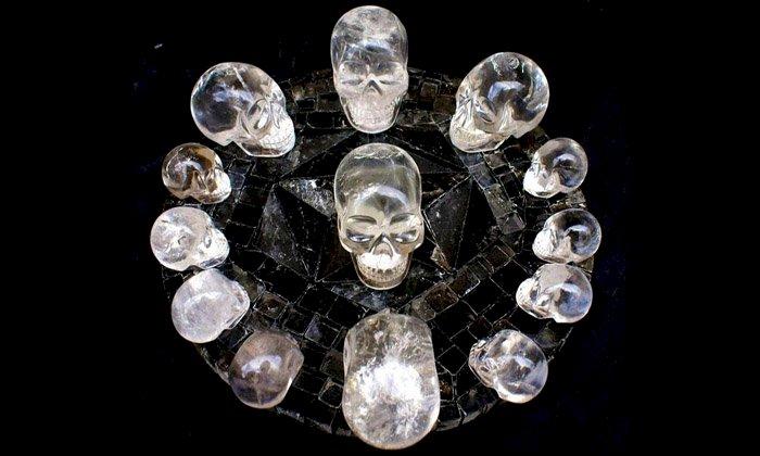 Craniile de cristal – un mister al antichităţii