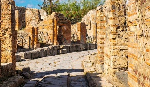 Restaurarea sitului arheologic Pompeii a dus la descoperirea unor noi comori