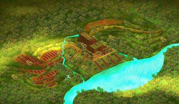 Misterul piramidei de la Gunung Padang